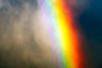 Rainbow and Hail, 2011