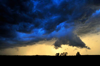 Blue Wall Cloud, 2008