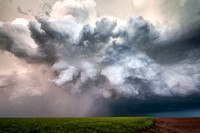 Supercell, WaKeeney, Kansas, 2008