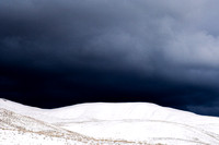 Winter Storm, Wyoming, 2006