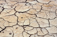 Drought Conditions - Cracked Earth