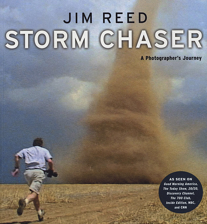 Storm Chaser: A Photographer's Journey (Softback-Revised, Abrams)
