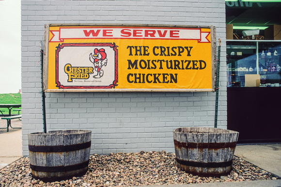 Crispy Moisturized Chicken