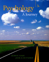 Psychology - A Journey